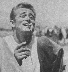 """James Dean on the set of """"Rebel Without A Cause"""", Jimmy Dean, 1950s Men, James Dean Photos, Teenage Rebellion, Rebel Without A Cause, He Makes Me Happy, East Of Eden, Bad Picture, Katharine Hepburn"""