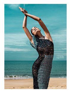 apostas quentes: marcelia freesz by fabio bartelt for marie claire brazil august 2014