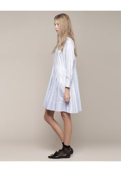 Charles Anastase / Holly Pleated Dress