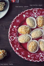 Pasta, Biscuit Cookies, Cute Cookies, Chocolate Truffles, Kitchen Recipes, Cookie Bars, Cookie Recipes, Food And Drink, Sweets