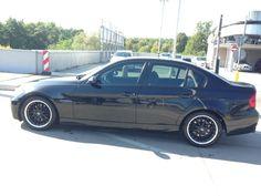 BMW E90 320D M-PAKIET, XENON, SKÓRZANE FOTELE, ZAR