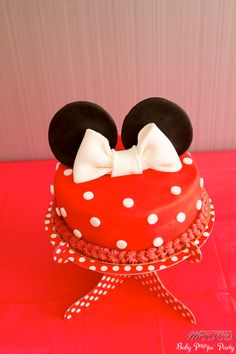 anniversaire enfant Minnie & Mickey www.babypopsparty.com