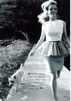Go Reese Go! The March issue of British Glamour features Reese Witherspoon in our spring runway pink peplum dress, styled by Charlotte Ann-Fidler! - Jason Wu