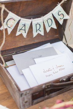 Vintage Style Luggage Card Box. Vintage Style Luggage Card Box on Tradesy Weddings (formerly Recycled Bride), the world's largest wedding marketplace. Price $85.00...Could You Get it For Less? Click Now to Find Out!