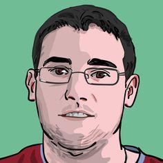 Portrait by Pernan Goñi