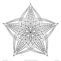 Adult Coloring / Mandala - Picmia                                                                                                                                                                                 Más