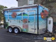 New Listing: https://www.usedvending.com/i/8-x-16-Food-Concession-Trailer-for-Sale-in-Florida-/FL-P-318X 8' x 16' Food Concession Trailer for Sale in Florida!!!