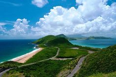 Breathtaking View in St. Kitts