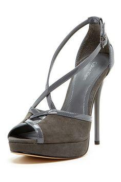 Shalott Crisscross Sandal