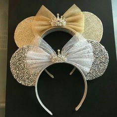 New craft disney diy minnie mouse Ideas Disney Diy, Diy Disney Ears, Disney Mickey Ears, Disney Crafts, Diy Mickey Mouse Ears, Micky Ears, Minnie Mouse Headband, Disney Frozen, Disney Headbands