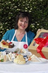 I wish I had thought of this but it is great to see a new business.   Hope it is going well Jane Malyon & The English Cream Tea