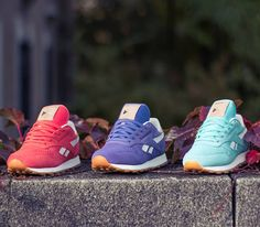 Trendy Ideas For Womens Sneakers : Reebok Classic Leather WMNS-Suede Pack Crazy Shoes, Me Too Shoes, Trendy Womens Sneakers, Most Comfortable Shoes, Classic Sneakers, Classic Leather, Athletic Fashion, Reebok, Bootie Boots