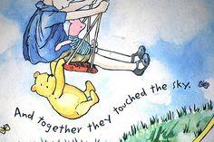 Winnie the Pooh http://media-cache8.pinterest.com/upload/79657487128650557_rJYrhXDo_f.jpg kikig1 childrens books i love