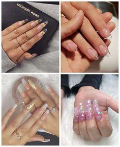 Jelly Nails - as Unhas Transparentes
