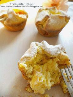 Mini lemon cheese pies