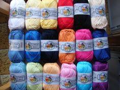 Cotton Quick Gründl Baumwolle Baumwollgarn häkeln 50g