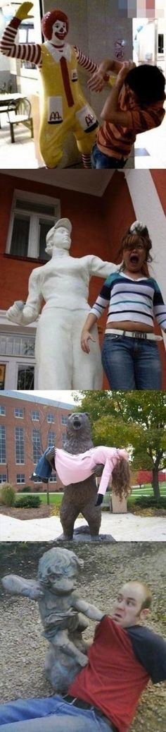 all time images: Statue Wat r u Doin