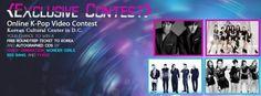Korean Cultural Center launches their exclusive 'K-Pop Video Contest' event! #allkpop #kpop