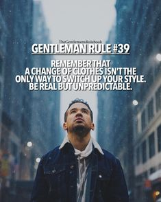 check the link for more rules and tips abt being gentelman , enjoy ! Genius Quotes, Great Quotes, Quotes To Live By, Gentleman Rules, True Gentleman, Gentleman Style, Positive Quotes, Motivational Quotes, Inspirational Quotes