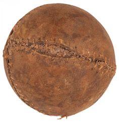 19th Century Lemon Peel Ball 188