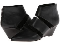 Belle by Sigerson Morrison Wagner Black Leather