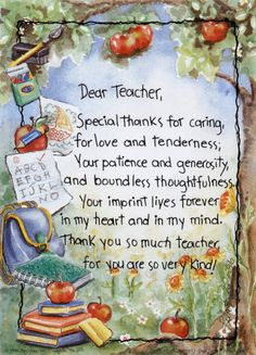Birthday Wishes For Teacher Cards 38 Ideas For 2019 Teacher Appreciation Poems, Teacher Poems, Teacher Cards, Teacher Presents, Teachers Day Wishes, Teachers Day Poster, Happy Teachers Day, Letter For Teachers Day, Best Teachers Day Quotes