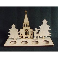 Bookends, Decoupage, Material, Ebay, Home Decor, Wooden Figurines, Candles, Christmas, Decoration Home