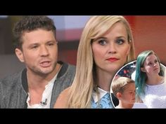Ryan Phillippe Talks Co-Parenting With Reese Witherspoon