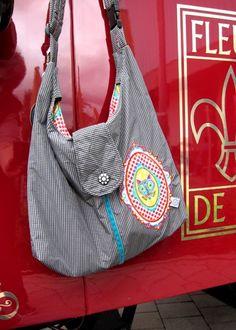 AllesDrin-Taschen-Set, Kreativ-Ebook - farbenmix Online-Shop - Schnittmuster, Anleitungen zum Nähen