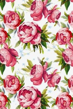 Láminas para decoupage de flores...
