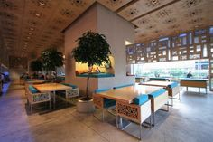 One of top 10 Arabic Restaurants in Dubai, Café Blanc, Tel: +971 4 2326677 |Festival Centre,Dubai Festival City,Dubai