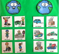 FREE Earth Day tracing sheets including pictures and words that kids can trace. Perfect for preschool or kindergarten Earth Day activity. Letter E Activities, Earth Day Activities, Pre K Activities, Autism Activities, Creative Activities, Preschool Themes, Toddler Preschool, Preschool Crafts, Preschool Curriculum