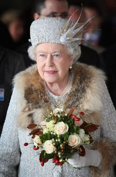 Queen Elizabeth II Photo - The Queen and Duke of Edinburgh's Tour of Slovakia Day 2