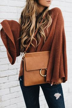 Trendy how to wear sweaters winter outfit ideas Ideas Cute Fall Outfits, Fall Winter Outfits, Autumn Winter Fashion, Casual Outfits, Fashion Outfits, Womens Fashion, Winter Sweater Outfits, Fashion Fashion, Mens Winter