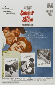 Summer+and+Smoke+movie+poster