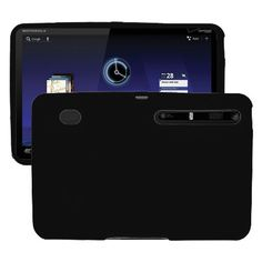Soft Shell (Sort) Motorola XOOM Deksel