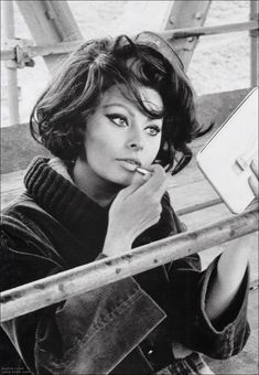 Sophia Loren is a motion picture and stage, Academy Award-winning actress, widely considered to be the most popular Italian actress