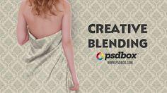 Mix images - Creative Photoshop Blending Tutorial