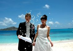 Caribbean wedding packages | all inclusive sea island weddings :: Tortola, BVI