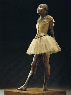 """""""Little Dancer"""" - Degas"""