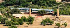 """Domenica 3 luglio è organizzato il primo #viaggio: """"Il #Treno dei #Templi"""" da #Agrigento a Porto #Empedocle. #turismo #treno #storico #fondazione #FS #binari #cultura"""