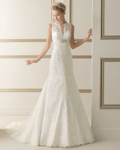 158 ESPEJO | Wedding Dresses | 2014 Collection | Luna Novias