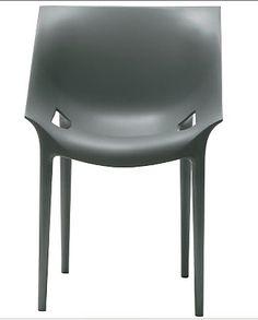 Gray Kartell Chair