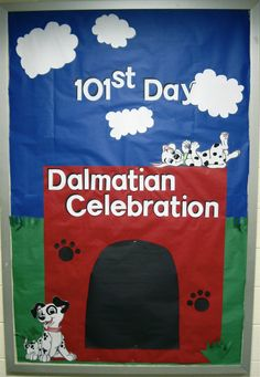 Mrs. Heeren's Happenings: freebie -- For my elementary friends when they celebrate the 101st day of school. TONS of 101 Dalmation printables.