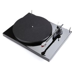 Pro-Ject Debut Carbon (Gloss Black) Manual belt-drive turntable with pre-mounted cartridge at Crutchfield Belt Drive, Kugel, Turntable, Vinyl Records, Music Instruments, Life, Black, Diy Projects, Games