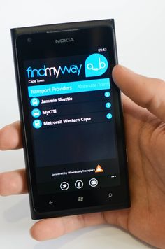 Start-up creates free transport information portal for South African commuters http://digitalstreetsa.com/start-creates-free-transport-information-portal-south-african-commuters/