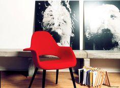 Organic chair- Eero Saarinen/ Charles Eames
