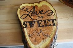 wood burned signs - Google Search