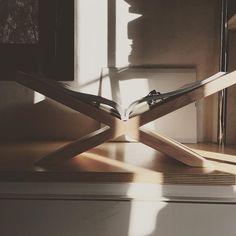 #woodworklabstudio #woodworklabdesign #woodworklab #madetomeasurefurniture #madeingreece #officestudio… Different Types Of Wood, Book Stands, Some Ideas, Ceiling Fan, New Books, Woodworking, Projects, Instagram, Design