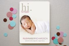 Birth Announcements and Baby Announcements | Minted#